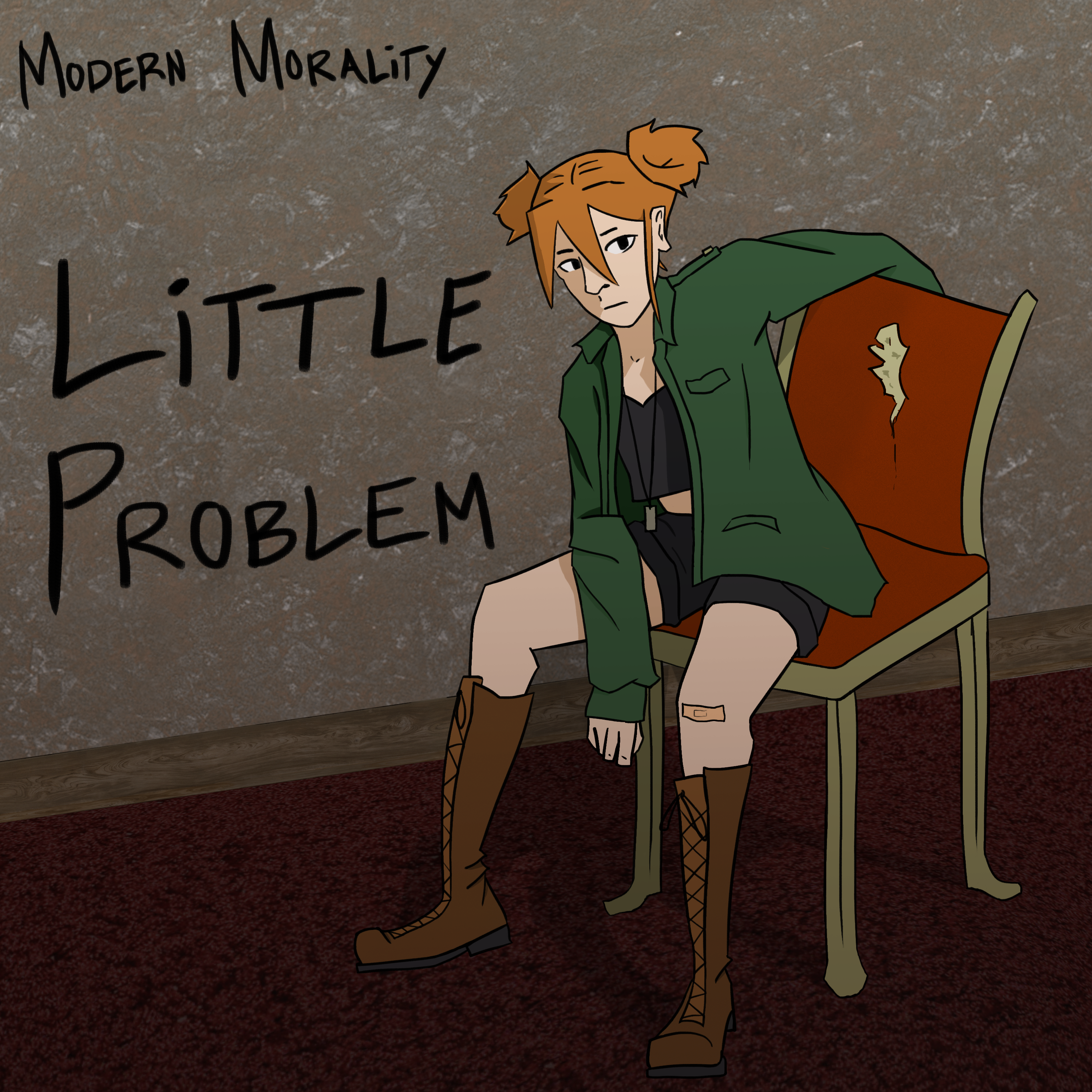 Little Problem album cover